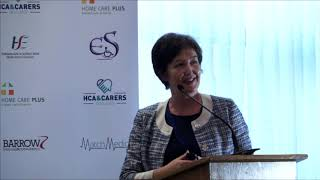 HCA & Carers Ireland Conference 2018: Ms.Margaret Codd - HSE - Patient Centered Culture Programme