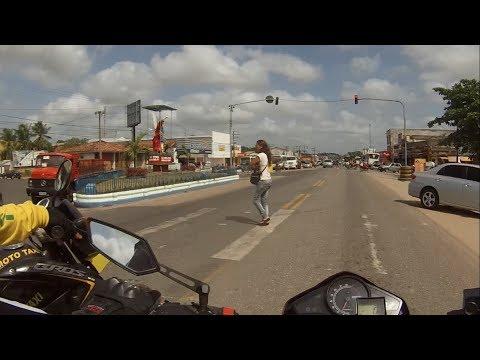 São Miguel do Guamá - Centro Comercial