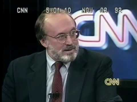 Election Night 1992 CNN Coverage
