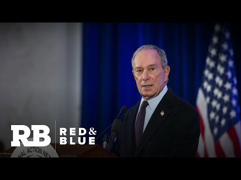 Bloomberg files paperwork to run for president, but isn't entering the race yet