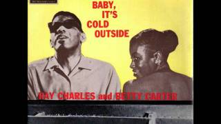 ray charles & betty carter - baby its cold outside.wmv