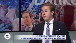 Hosszadalmas koalíciós egyeztetésekre számít Sebastian Kurz