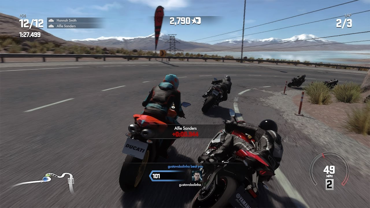 Top 5 Best Motorcycle Bike Racing Games Of 2018 For