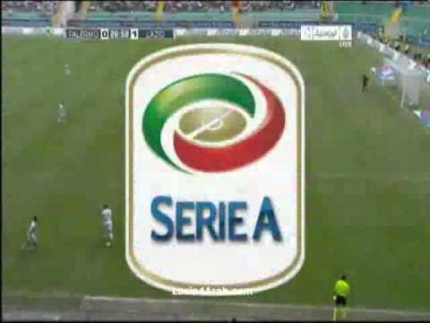 Palermo - Lazio 0-1 -  Super Gol di Andrè Dias