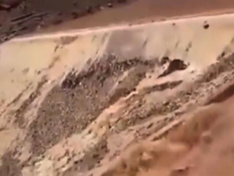 65 foot crack in washington state dam tours