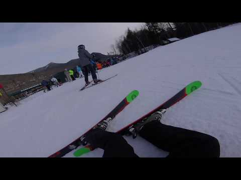 Loon Mountain Ski Edit | First Day Out of 17/18 Season