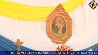Mawe Mwiza Turakwishimiye - Sanctuaire Mont Sion Bujumbura