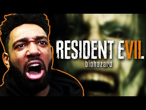 OH MY GOODNESS! WE'RE IN FOR IT NOW!!! - [Resident Evil 7 biohazard Walkthrough Ep1]