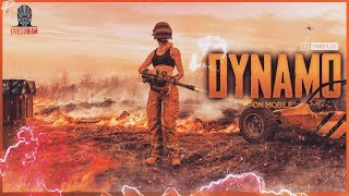 PUBG MOBILE LIVE WITH DYNAMO GAMING | RANK PUSHING TO CONQUEROR | SUBSCRIBE & JOIN ME