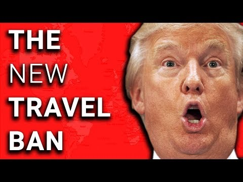 New Trump Travel Ban Most Hilarious Yet
