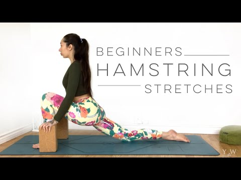 Yoga For Hamstrings | Beginners Leg Flexibility Stretches