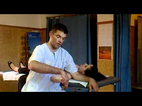 Carpal Tunnel Syndrome Median Nerve mobilisation in physical therapy