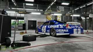 """NASCAR The Game: Inside Line - """"Drive for the Cover"""" Trailer (2012) 