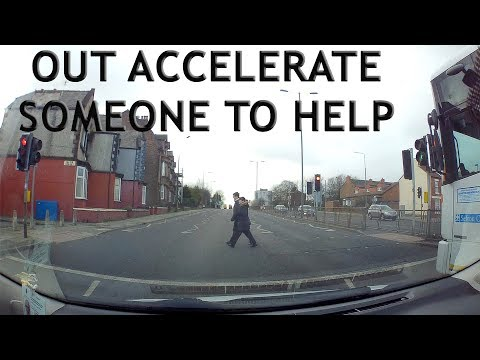 Weekly Learning Point 109 - Out accelerate someone to help.