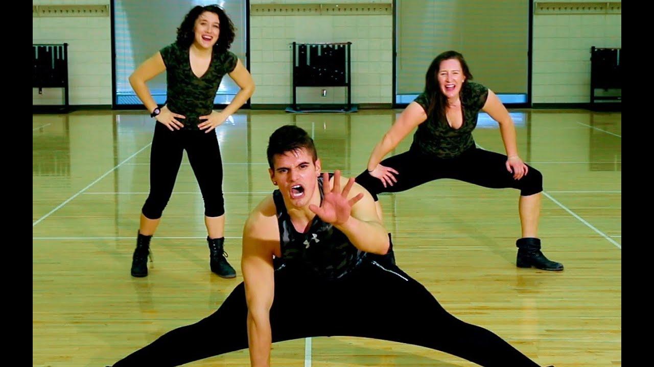 Pound The Alarm - The Fitness Marshall - Cardio Concert ...
