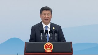G20 Major Economies Confident in Restoring Strong Growth of World Economy: Xi