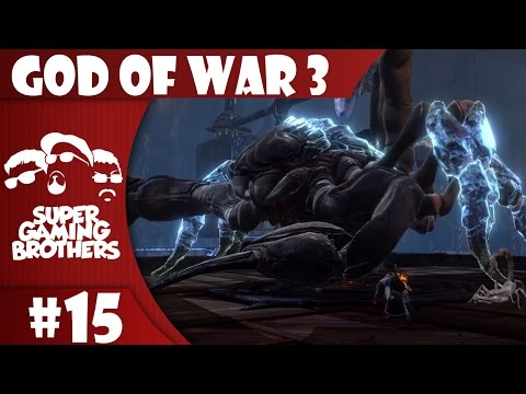 SGB Play: God of War III - Part 15 | Scorpions Can Do Kratos a Frighten