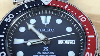 Seiko skx009 modern mod (srp773, nh36, signed crown)