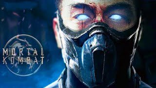 Mortal Kombat X THE FULL MOVIE All Cutscenes 1080p 60FPS - Mortal Kombat 10