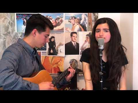 Angelina Jordan - Marshmello ft. Bastille - Happier (Cover)