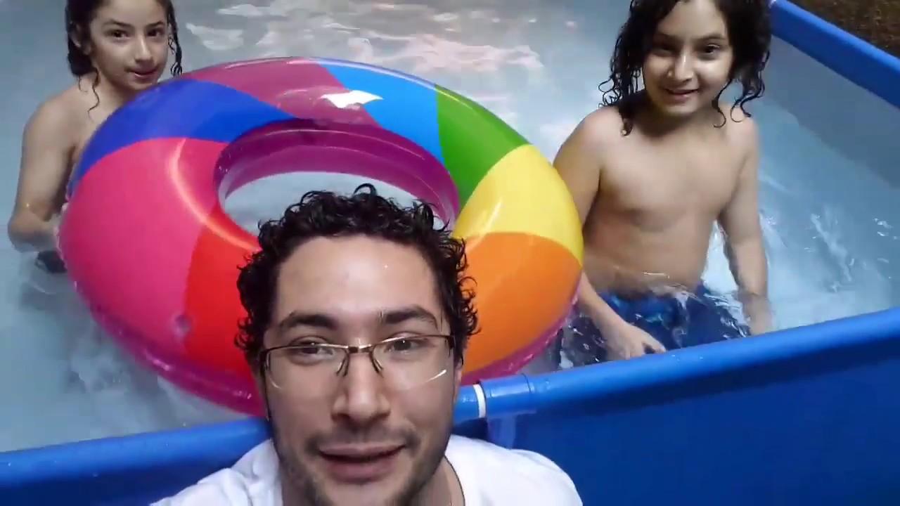 حمام سباحه بتكلفه 2017 Youtube