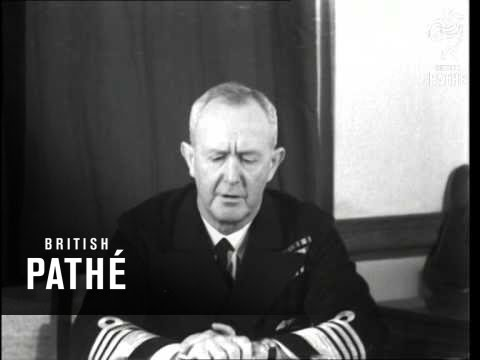 Admiral Cunningham On The Spirit Of Our Navy (1942)