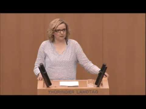 Katja Mitteldorf Rede zu ThürArchivG 2018 01 26