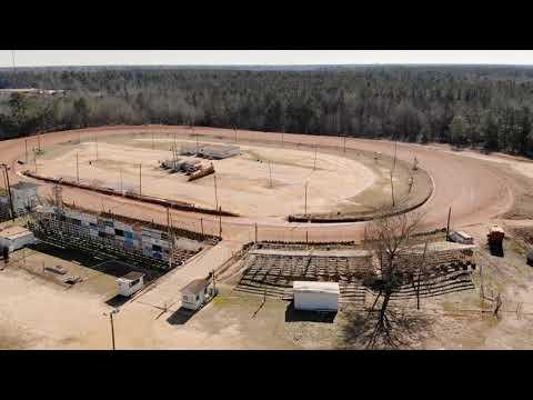 Cinematic - Sumter Speedway - Sumter,SC  in HD
