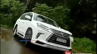 Lexus LX 450d Price in India Review Mileage Videos Smart Drive 24 Sep 2017