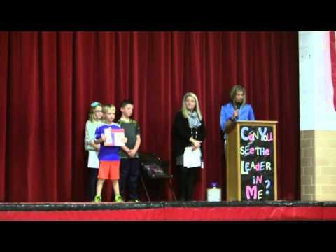 Principal's Awards - Nolley Elementary School.  March 31, 2016