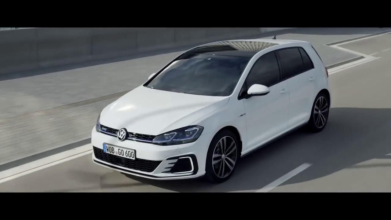2019 new volkswagen golf gte facelift presentation youtube. Black Bedroom Furniture Sets. Home Design Ideas