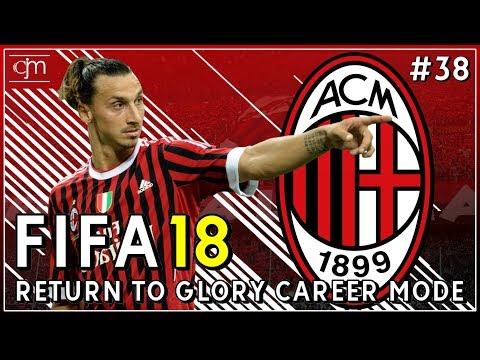 FIFA 18 AC Milan Career Mode: Ibrahimović, Herrera, Chiellini, & Reina Sudah Resmi Bergabung #38