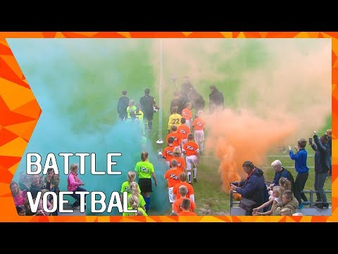 THE BATTLE: VOETBAL