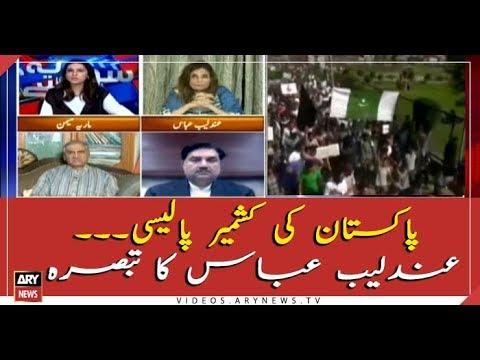 Pakistan's Kashmir Policy: Andaleeb Abbasi's analysis