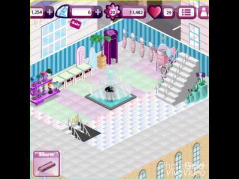My Store In Fashion Design World Youtube