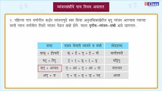 General Marathi Grammar, chapter 04, Maharashtra Board (updated syllabus)