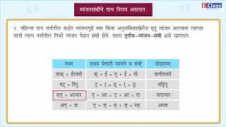 General Marathi Grammar, chapter 04, Maharashtra Board (updated syllabus)