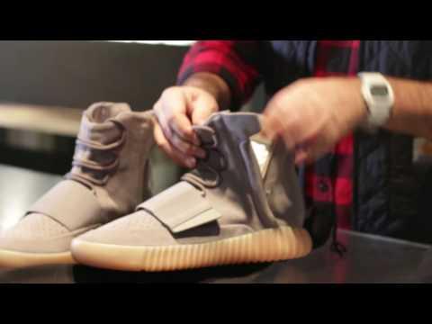 Loaded NZ - Adidas YEEZY BOOST 750
