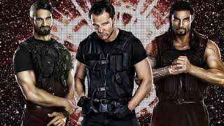 WWE The Shield Theme Song Special Op (Arena Effects)