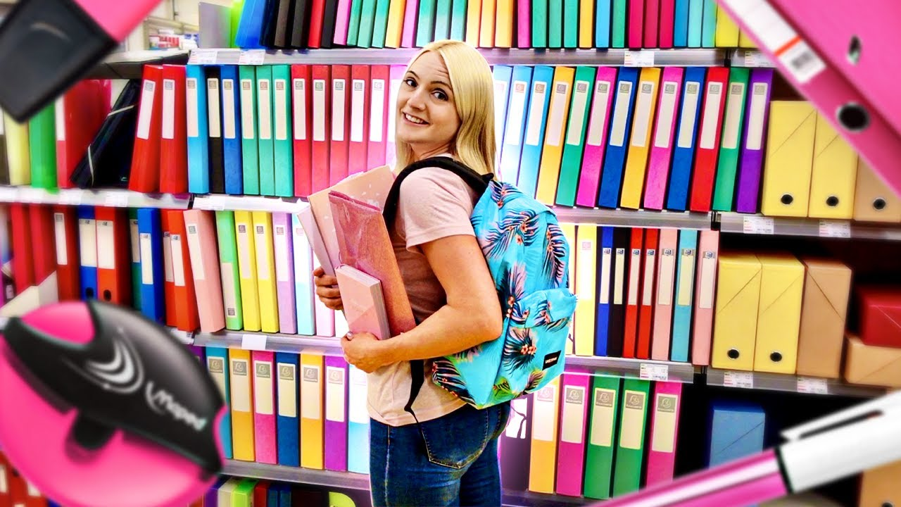 Chasse aux Fournitures Scolaires 2021 | Sophie Fantasy