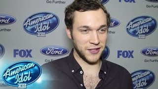 Catching Up With Phillip Phillips - AMERICAN IDOL SEASON XIII