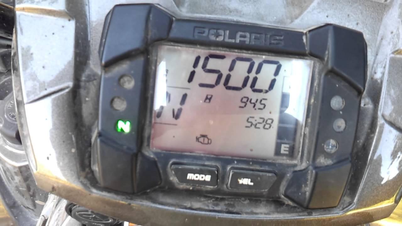 hight resolution of polaris sportsman 850 xp 2012 problem