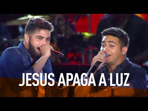 Henrique & Juliano - Jesus Apaga a Luz (DVD Festeja Brasil 2016) [Vídeo Oficial]