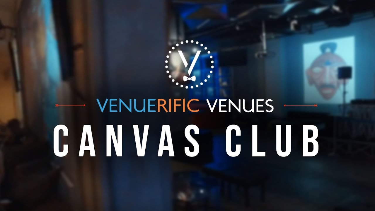 Canvas Club - Flexible Event Space Concept for Product Launches, Networking  and Parties