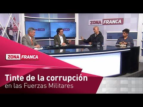 Zona Franca | Corrupción en las Fuerzas Militares por RED+