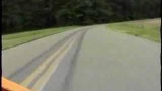 70cc Vento Triton R4 2T Scooter Onboard Cam