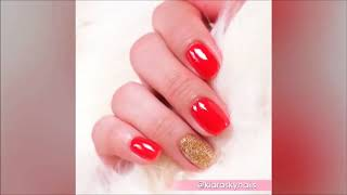 Lovely ideas Nail Art Designs and Nails Polish Trends You Should Try at home |ecompilation femal