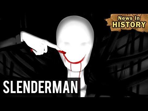 The True Story Behind Slenderman