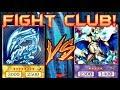 BLUE-EYES vs GEM-KNIGHTS FTK - Yugioh Fight Club Week 8 (Yu-gi-Oh Tournament Series) S3E9
