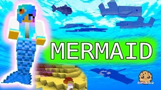 Baixar I'm A Mermaid - Cookieswirlc Minecraft Game Let's Play Swimming Underwater Oceancraft Gaming Video